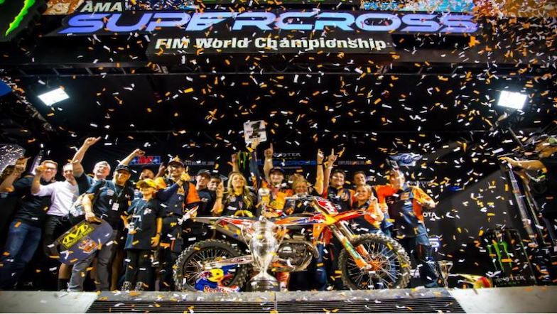 2019 Supercross Season
