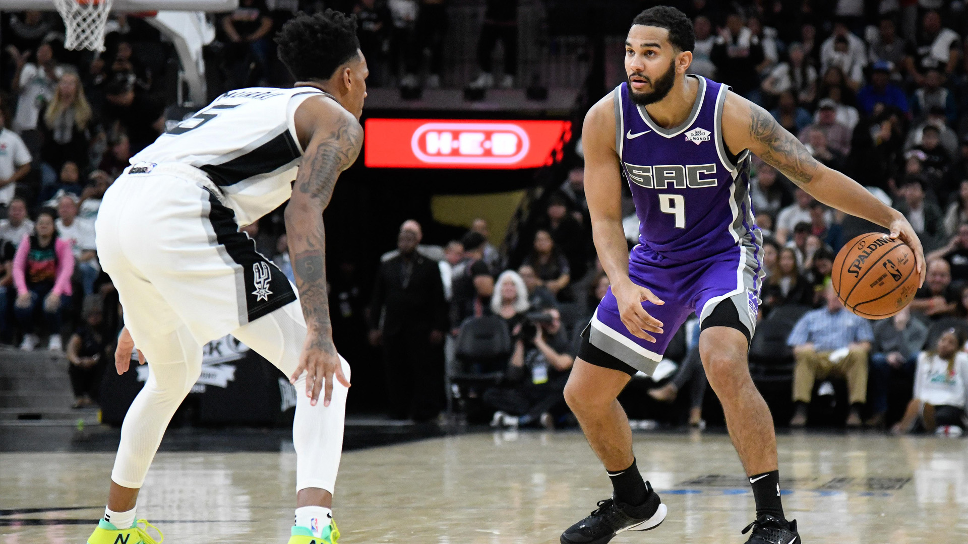Cory Joseph's journey from Canada to steady leader sets tone for Kings | RSN