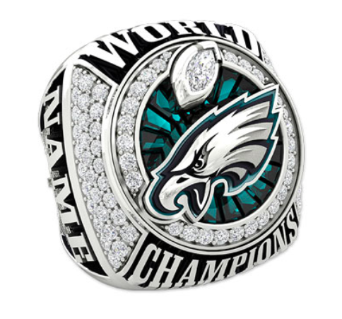 How You Can Get Your Own Eagles Super Bowl Ring Rsn