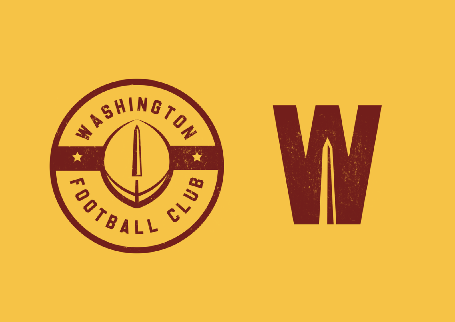 Simplicity Is Key The Washington Football Club Rebrand Might Be Perfect For The Future Rsn