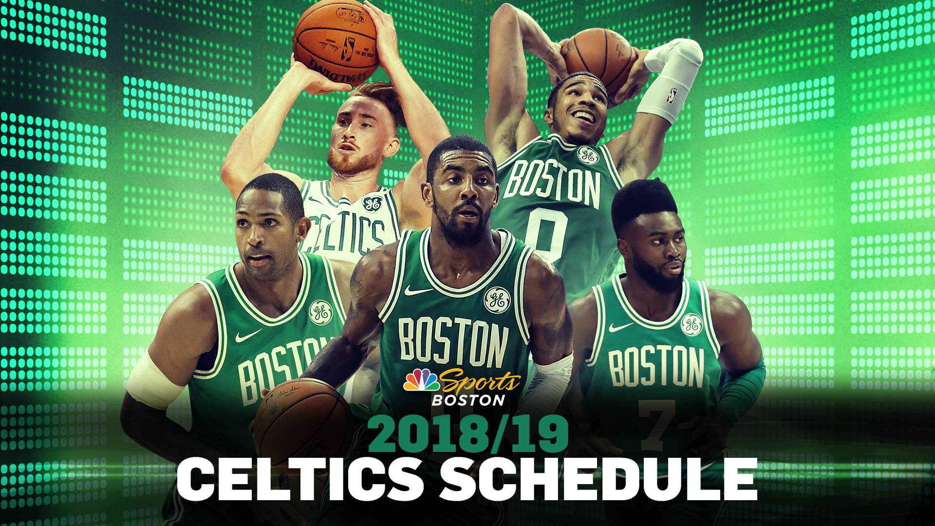 2018 19 Boston Celtics Schedule Rsn