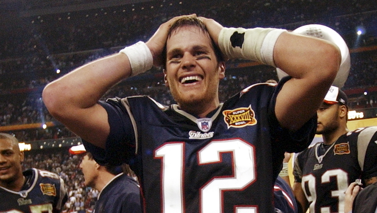 A look back at Tom Brady's nine Super Bowl appearances with ...