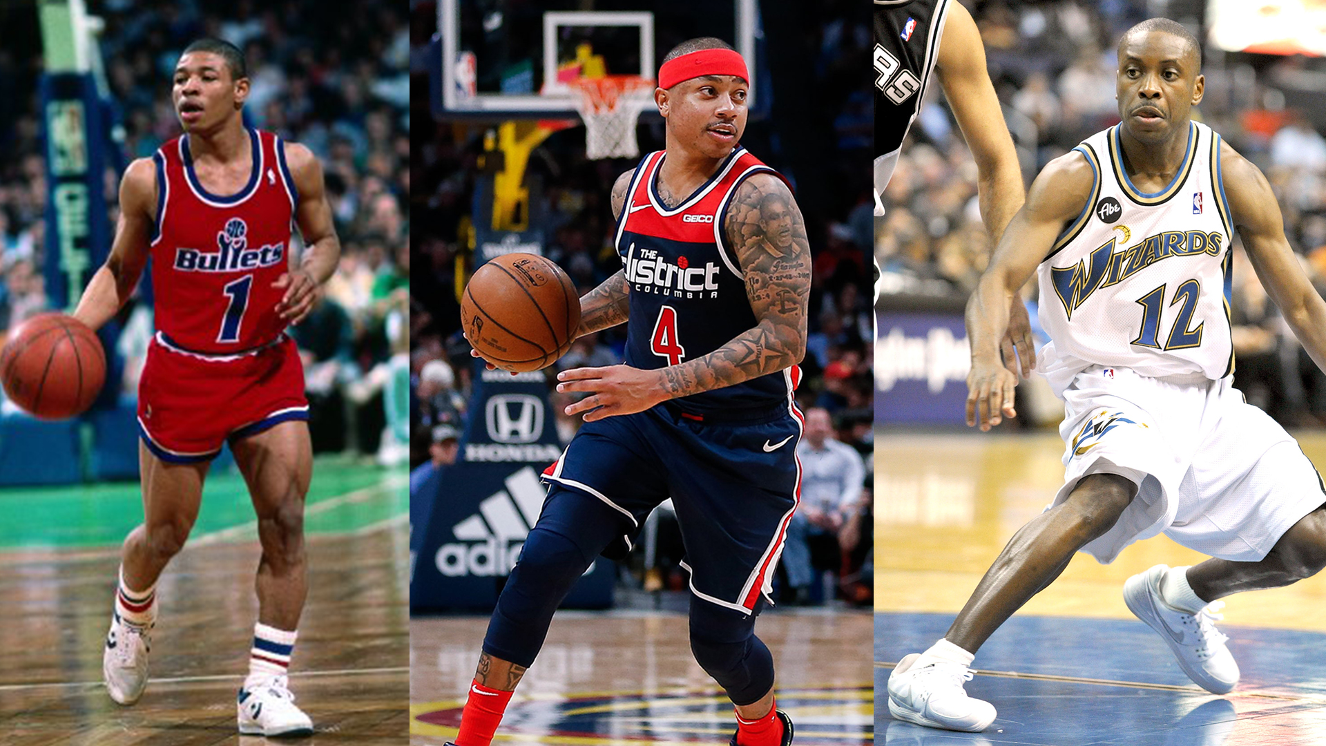 Every Player Under 6 Feet To Play For The Wizards Bullets Packers Rsn