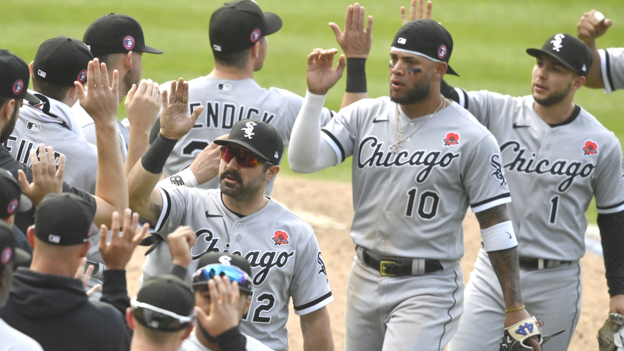 White Sox hit June with eyes on prize: 'We want to win it all' | RSN