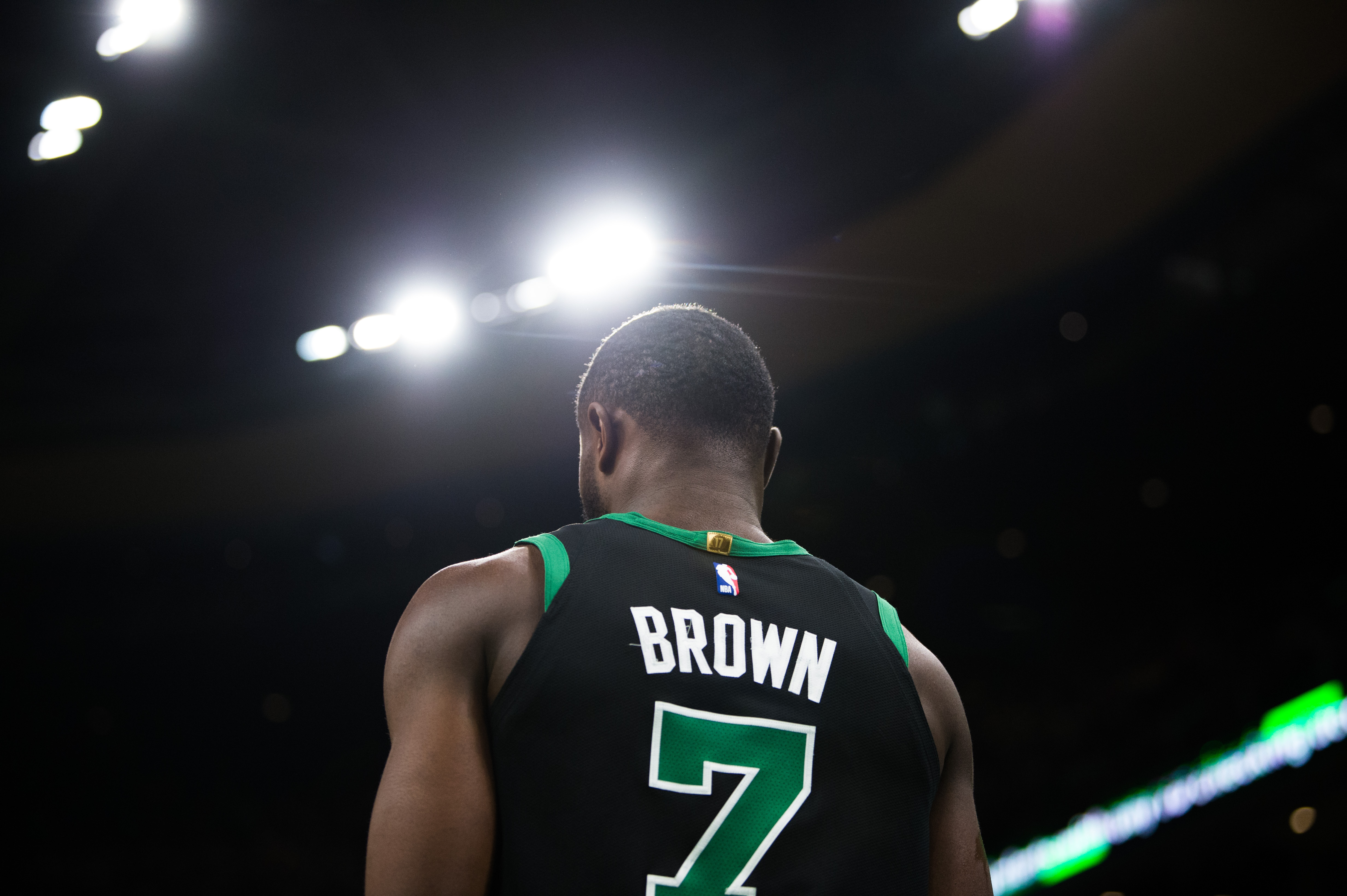 It turns out Jaylen Brown was exactly what the Celtics needed