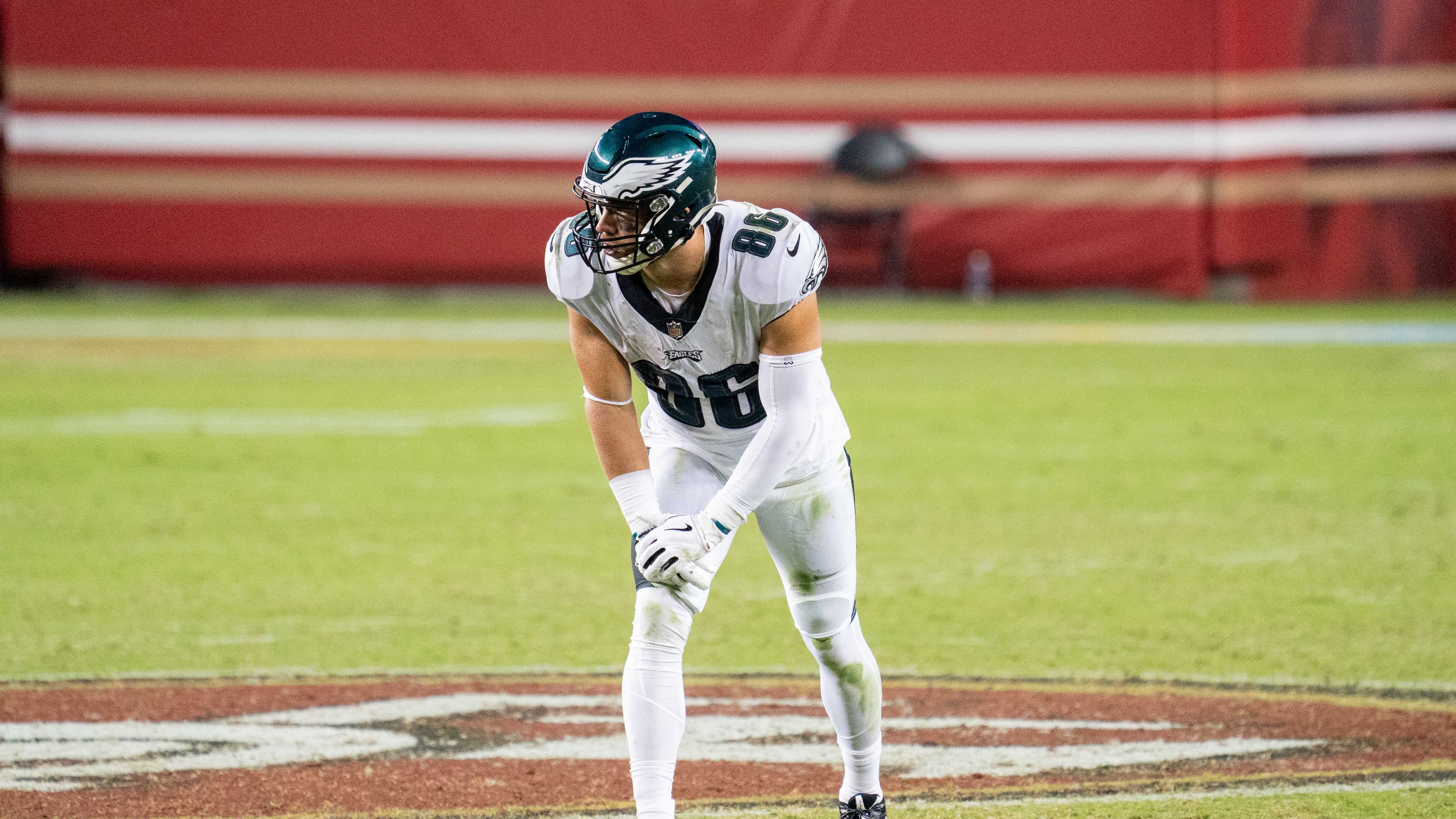 NFL trade rumors: Two teams made offers for Zach Ertz ahead of deadline