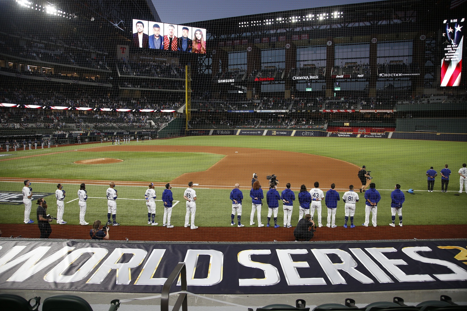 World Series at a neutral site? Let's make that one and done