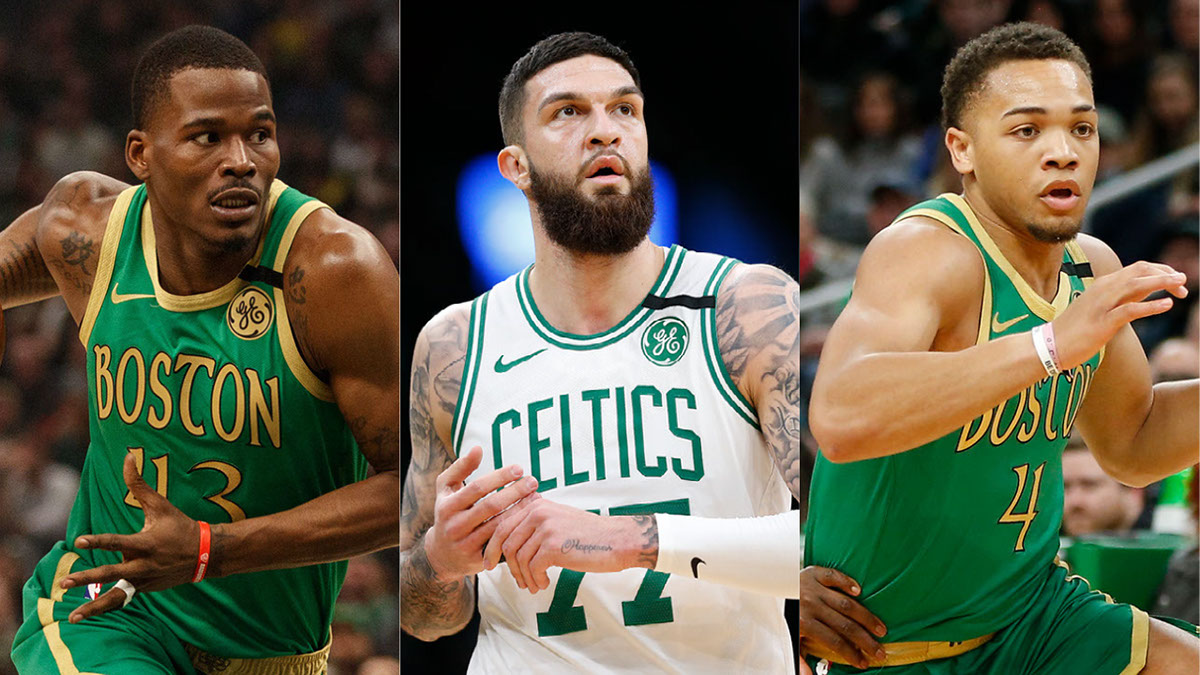 Will these Celtics rookies still have a place in Boston next season?