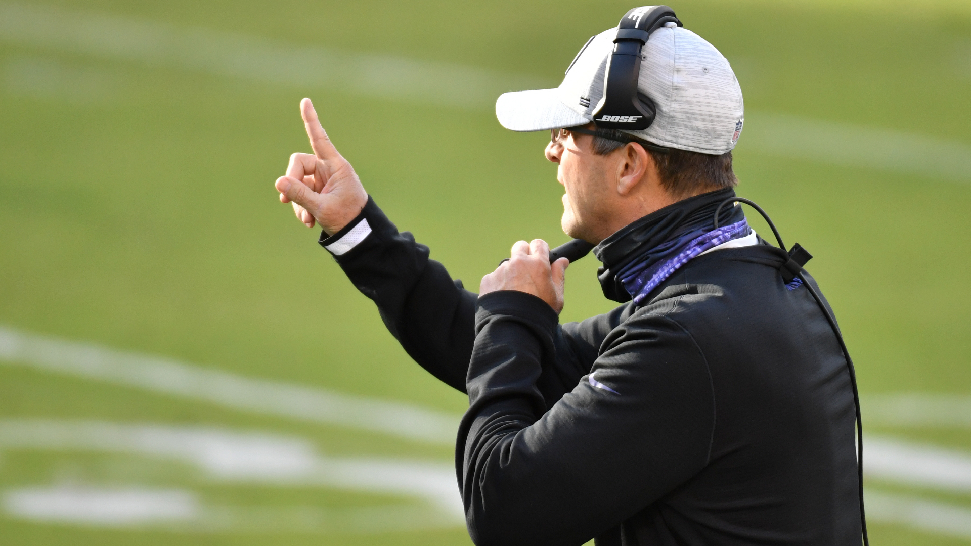 Ravens looking to continue hot streak after bye weeks under John Harbaugh