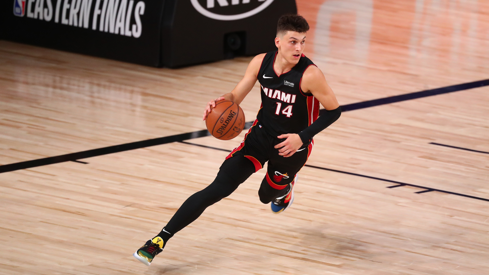Celtics Are Left Playing The If Only Game With Heat Rookie Tyler Herro Rsn