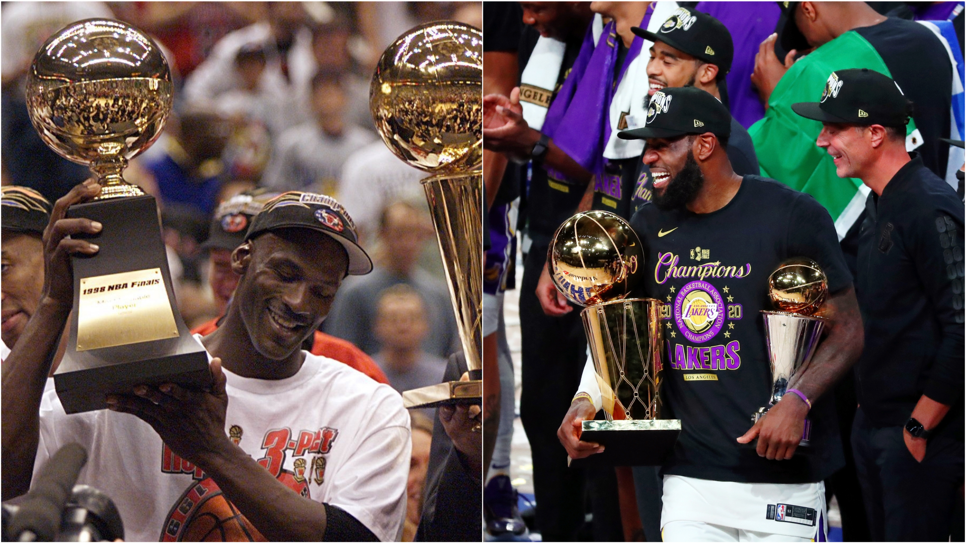 Stop trying to force LeBron James as the G.O.A.T. over Michael Jordan