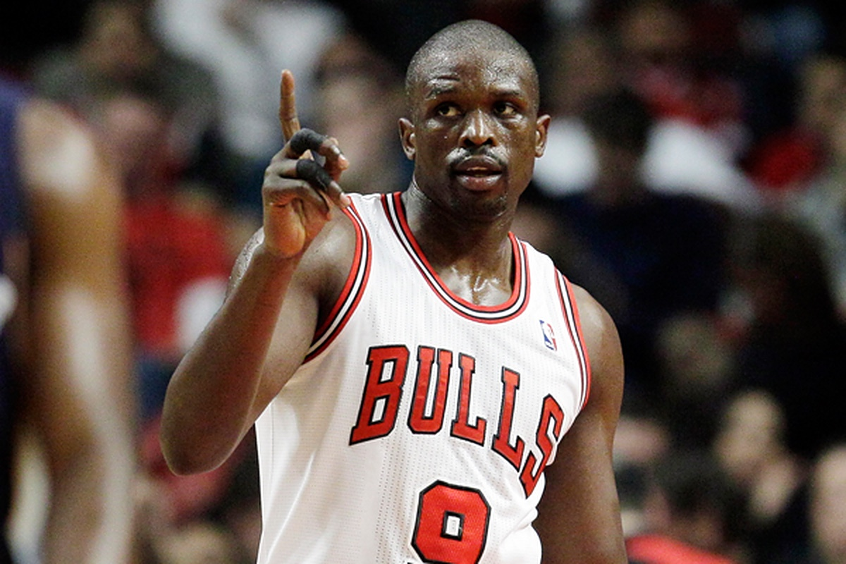 Former Bull Luol Deng to help lead Chicago community development project