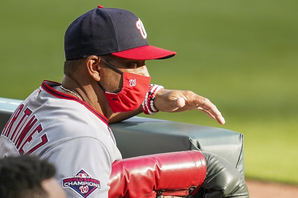 What could Davey Martinez's contract extension look like?