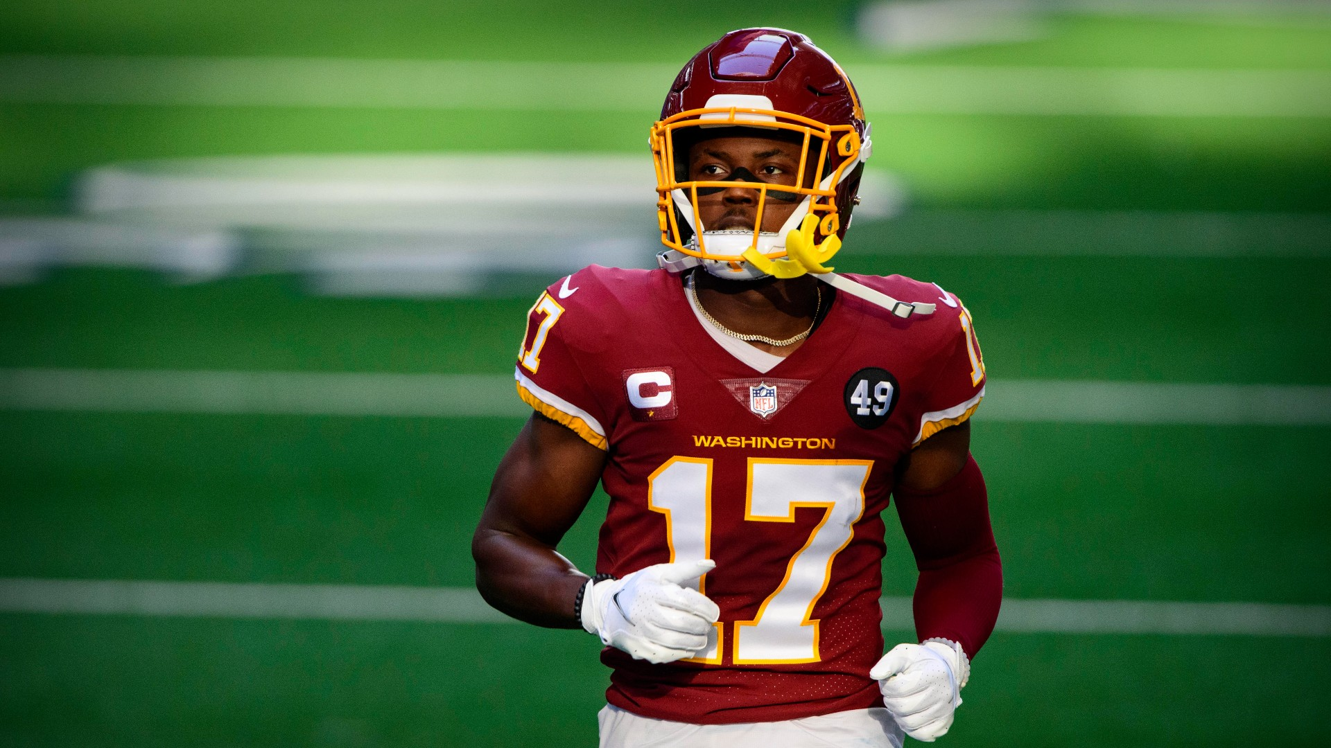 How Fred Warner S New Contract Applies To Washington Terry Mclaurin Rsn