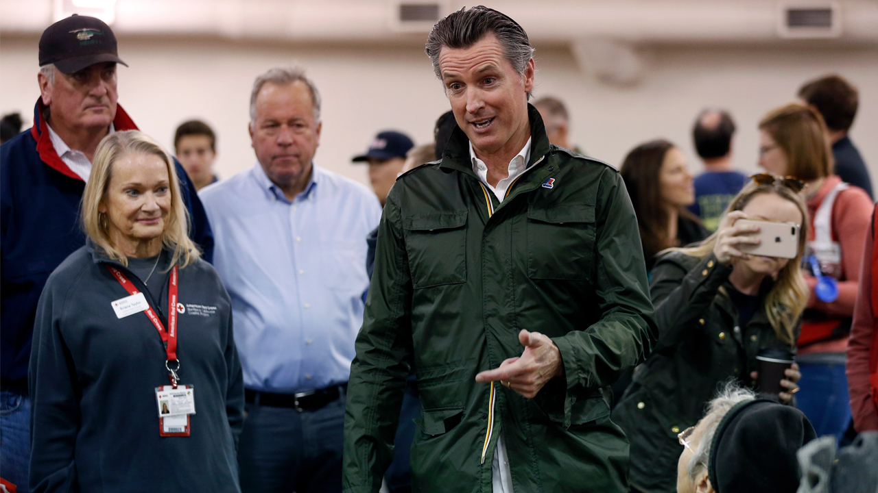Governor Gavin Newsom, San Francisco native, rooting for Dodgers to win