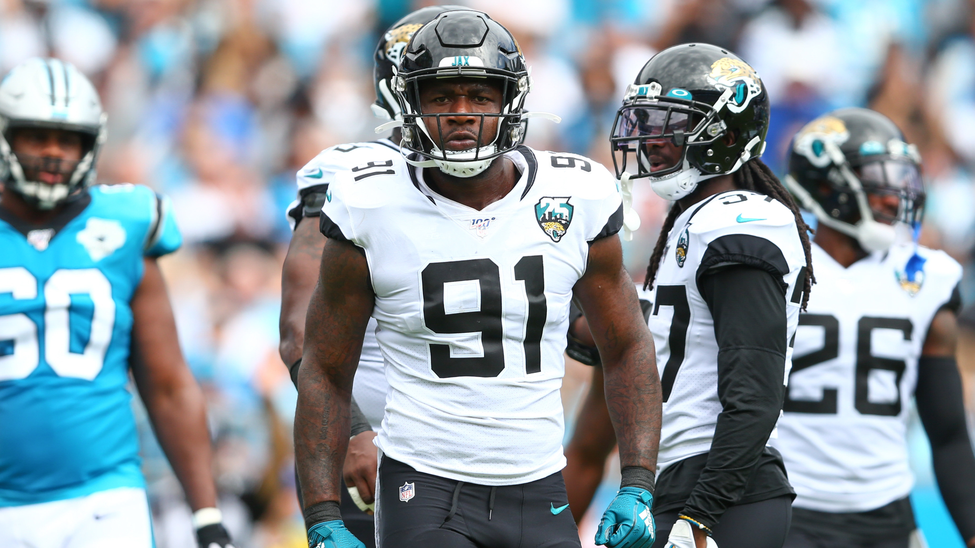 Ravens boost defense with trade for Yannick Ngakoue