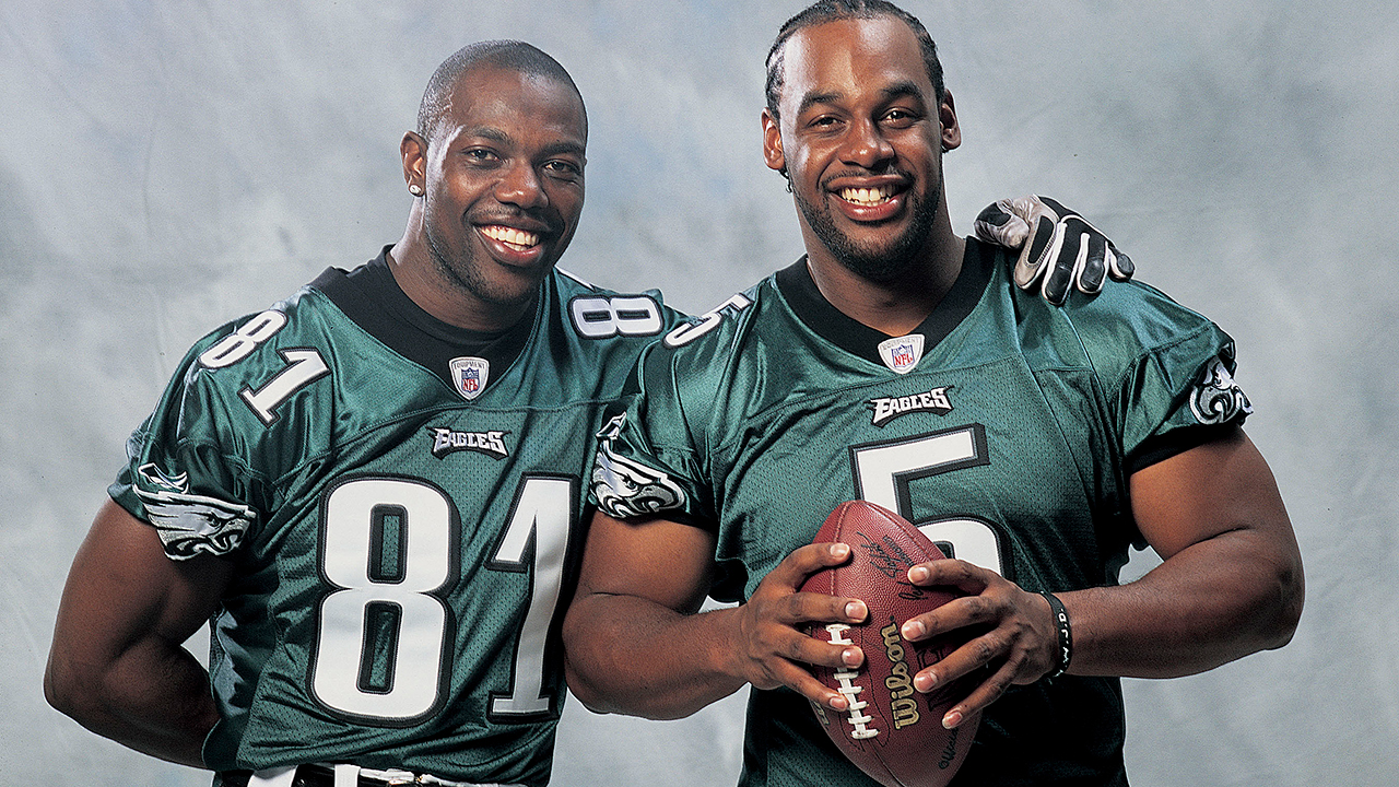 A crazy Donovan McNabb and Terrell Owens stat in Roob's 10 Random Observations