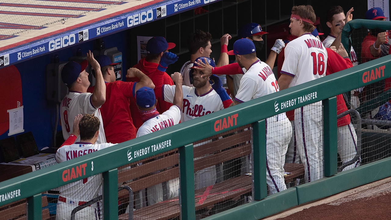 Phillies finalize list of playoff-eligible players