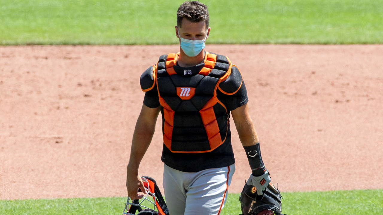 Giants season review: Buster Posey opting out meant down year for catchers