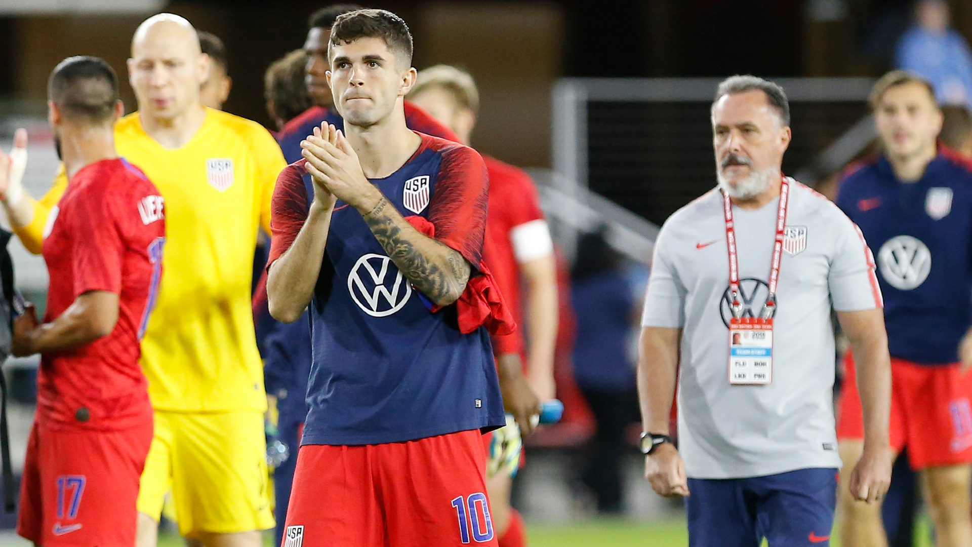 USMNT star Christian Pulisic scores first goal of season for Chelsea