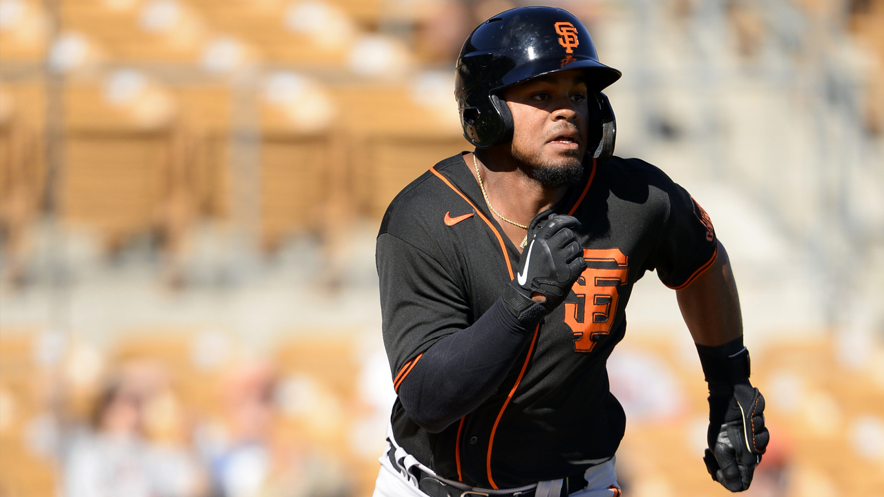 MLB rumors: Giants' Heliot Ramos injures oblique in Instructional League