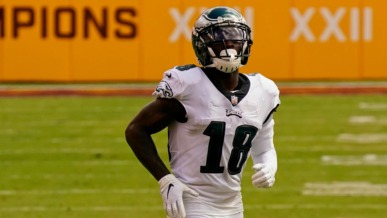 Eagles getting several key players back at practice this week