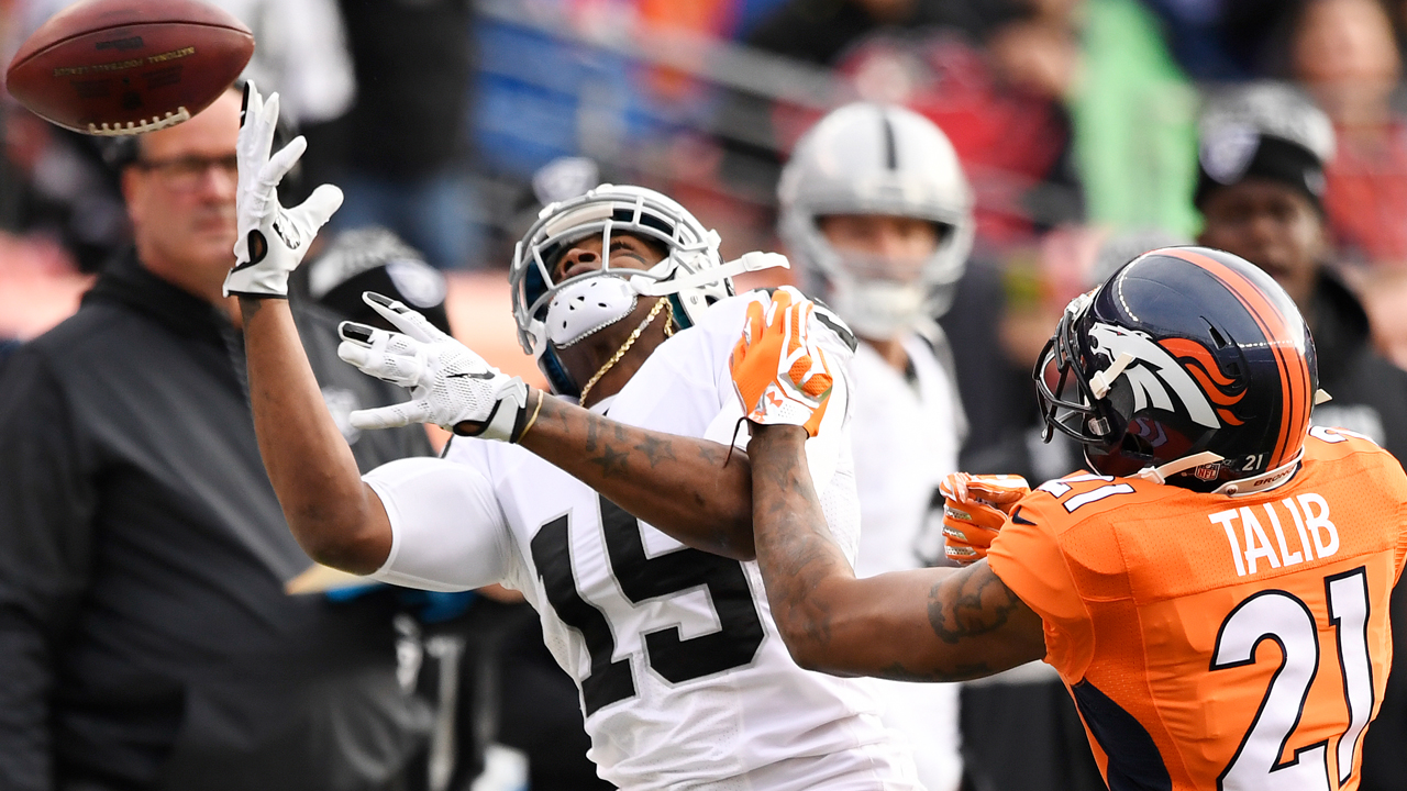 Aqib Talib reveals what he planned to do with Michael Crabtree's chain