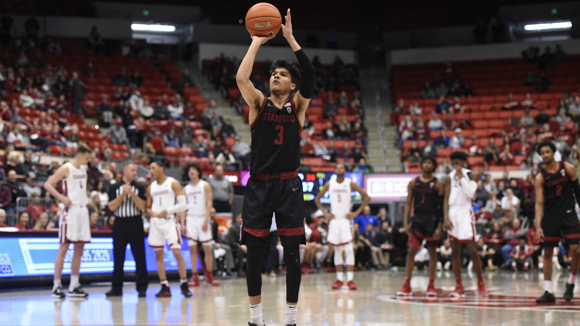 Stanford's Tyrell Terry's stock is rising, but he's one of NBA draft's most unpredictable prospects