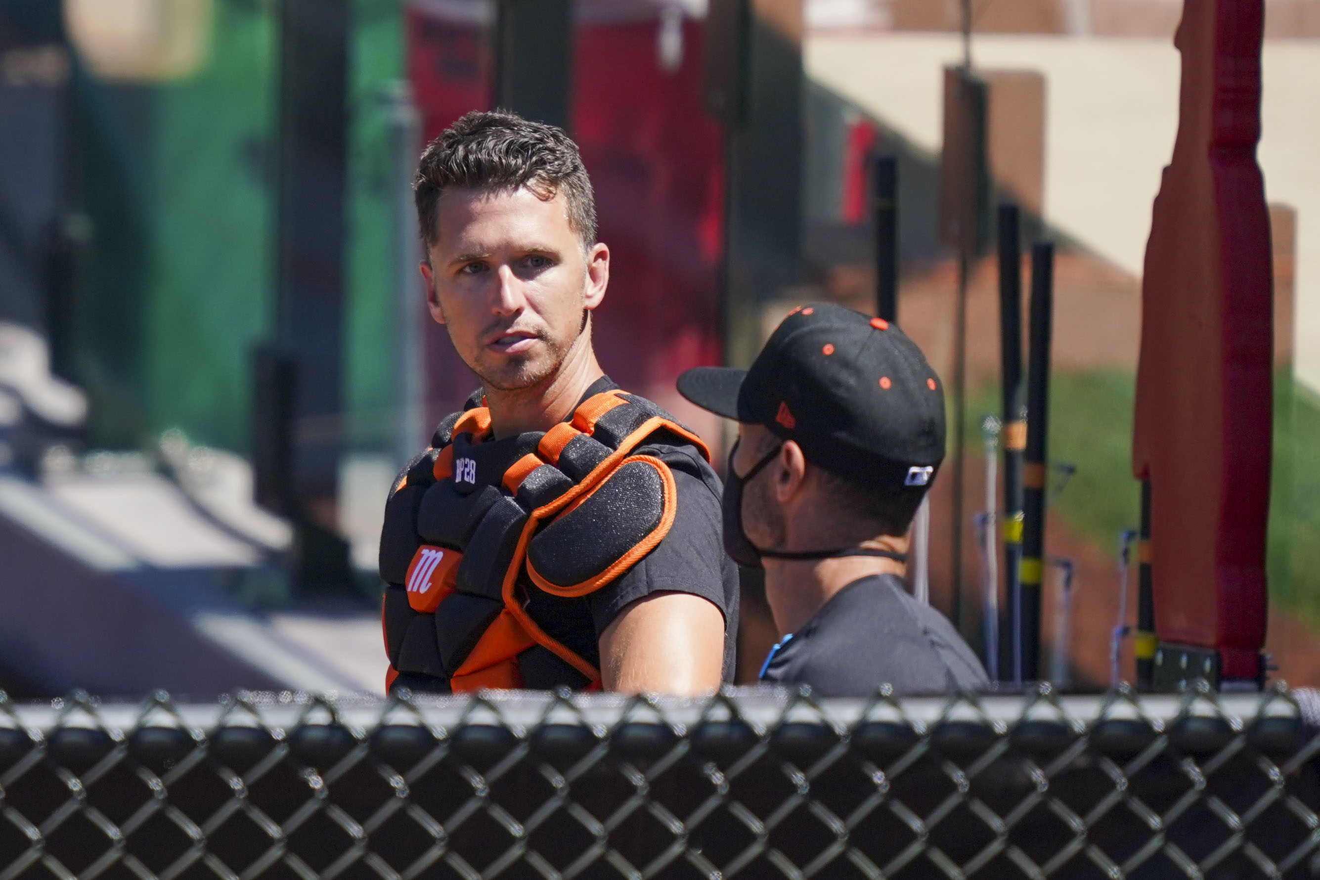 Giants season review: It was a rare down year behind the plate