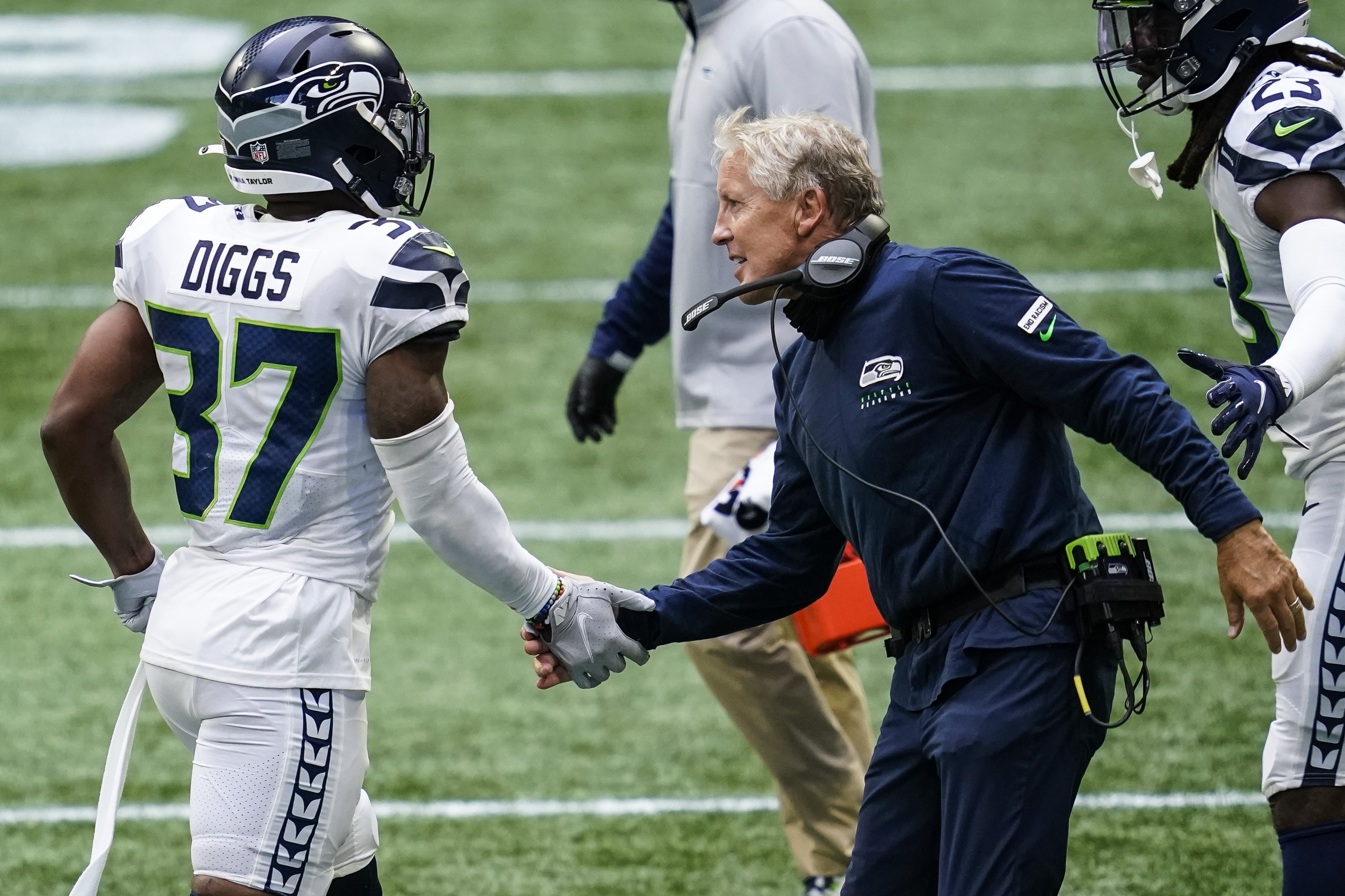Quandre Diggs reveals he intends to change Seahawks jersey number ...