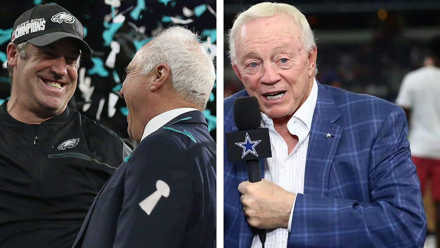 The real difference between the Eagles and Cowboys