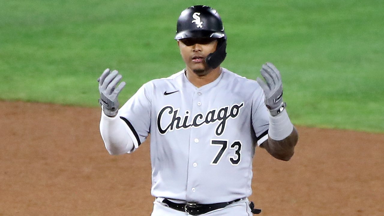 White Sox rookie Yermín Mercedes homers after five-hit night | RSN