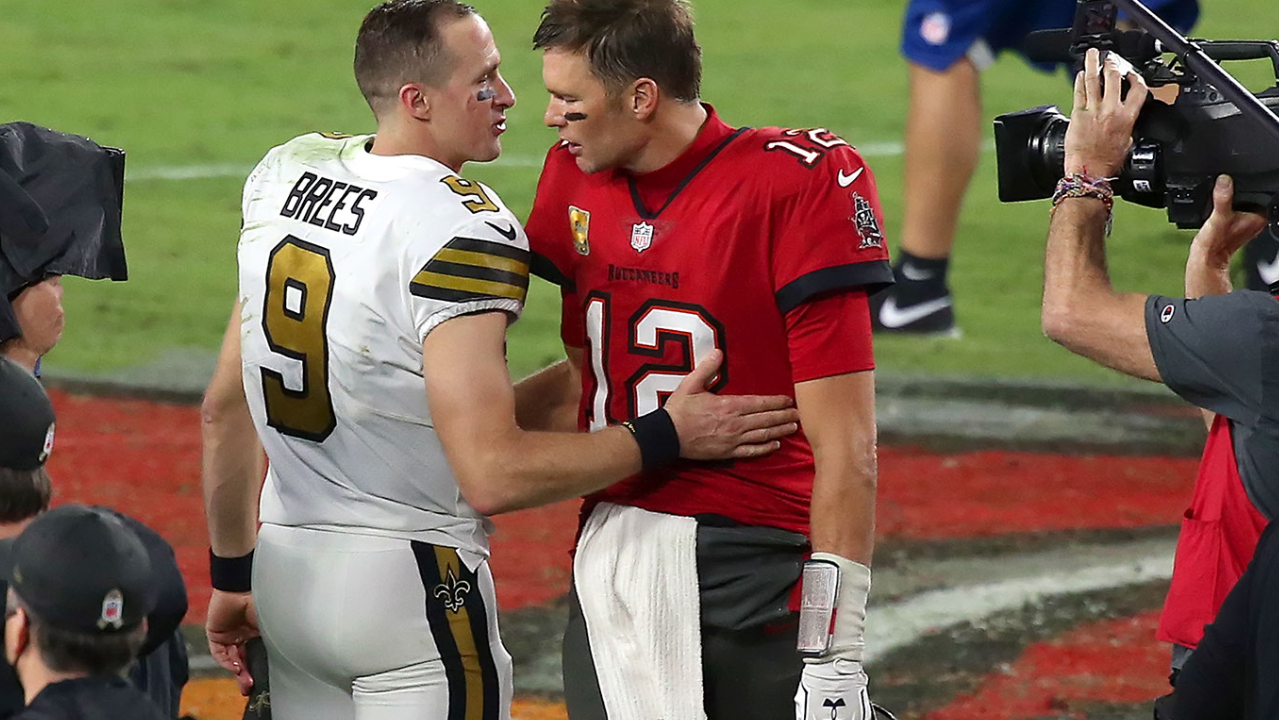Even before Bucs-Saints, Tom Brady has already outlasted Drew Brees | RSN