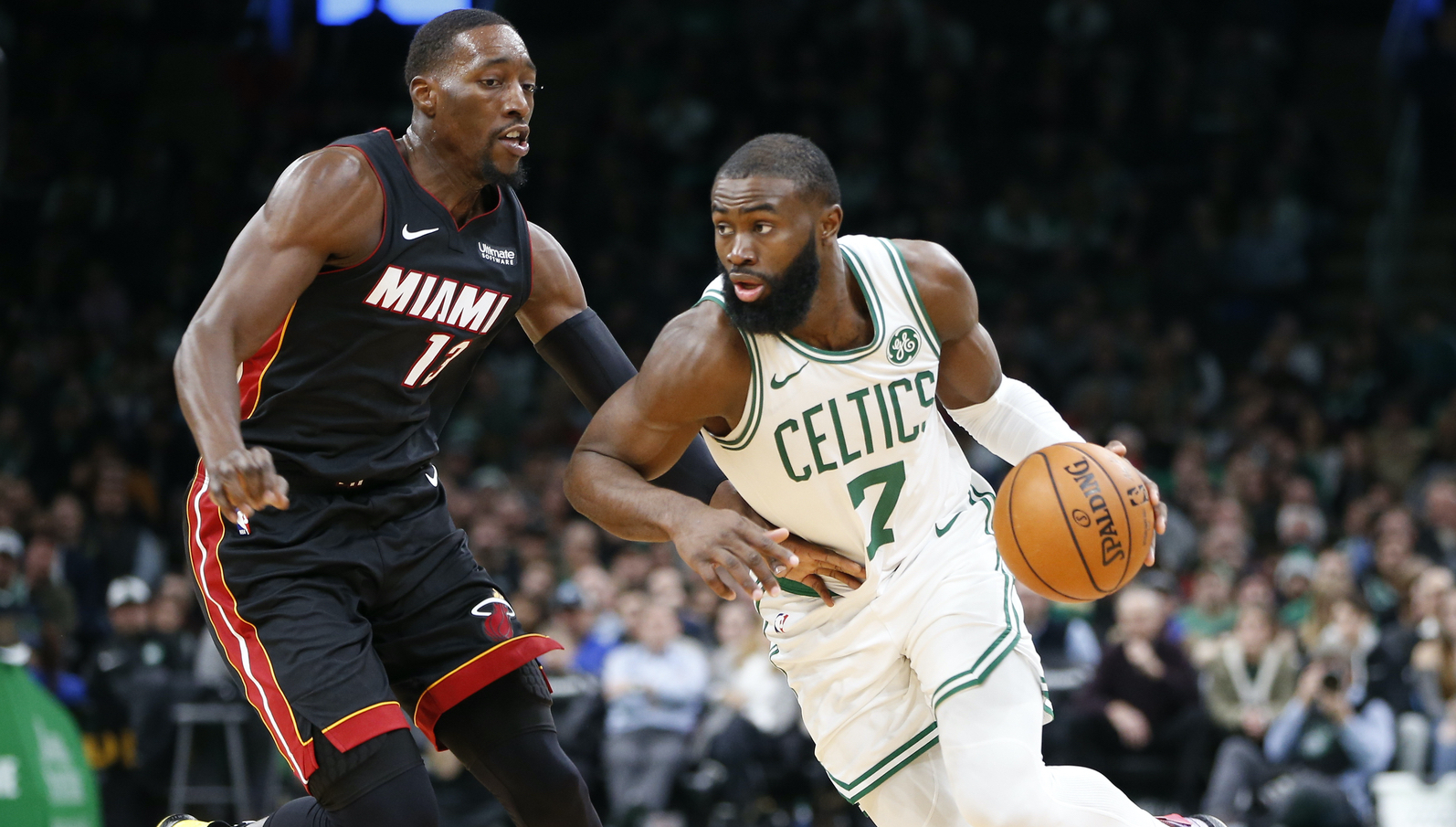 How did Celtics fare vs. Heat during season? Here's a refresher