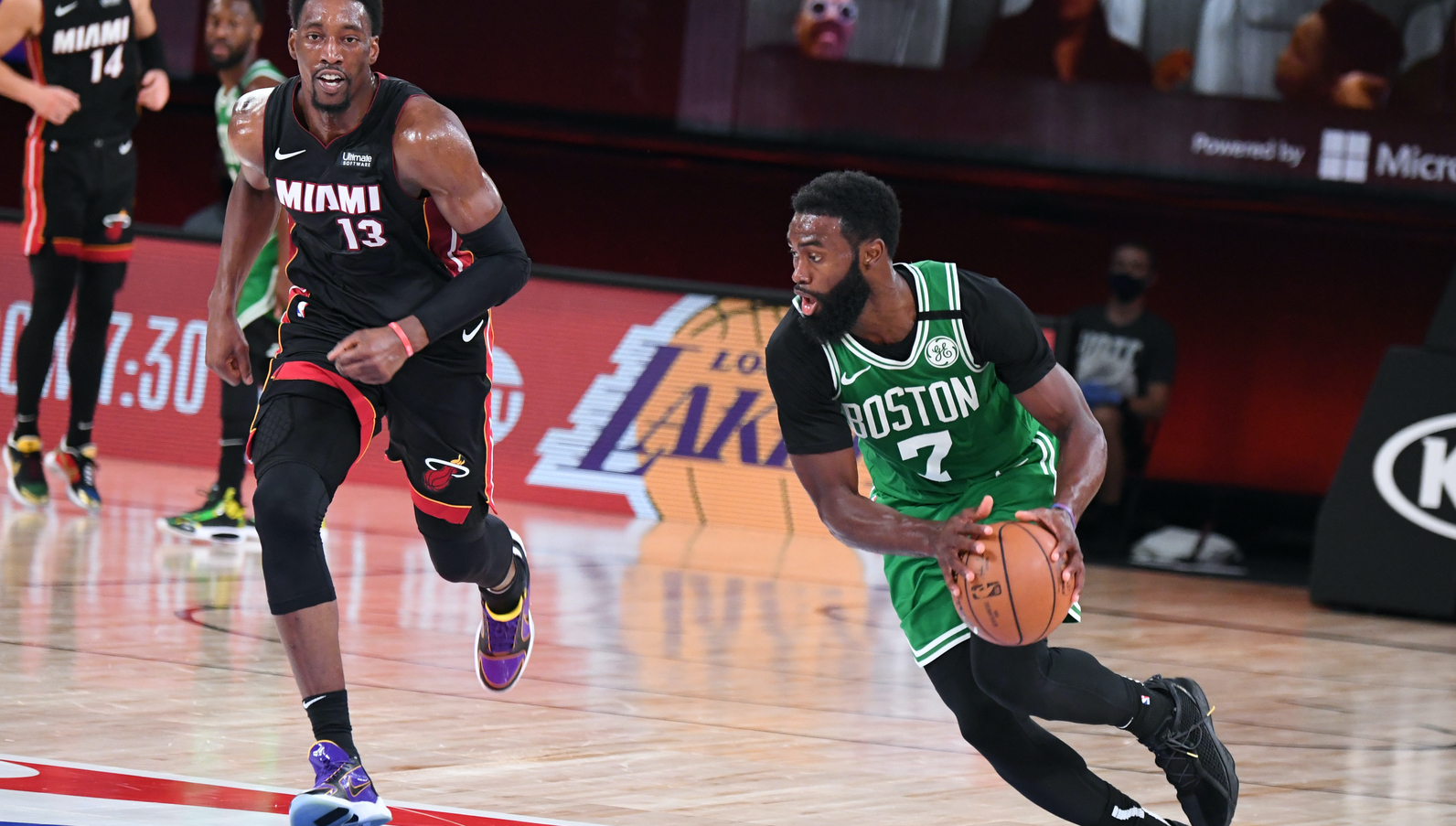 Jaylen Brown's play, presence as a leader key Game 3 Celtics win | RSN
