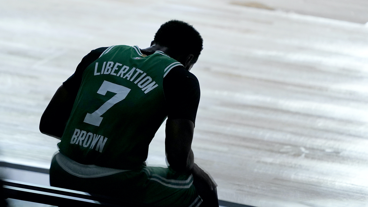 Celtics' Jaylen Brown almost skipped NBA restart due to grandfather's cancer diagnosis