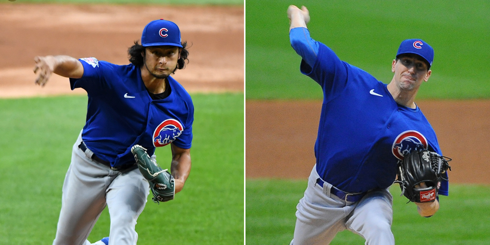 How Cubs' Yu Darvish went from NL's best to pending X factor in playoffs