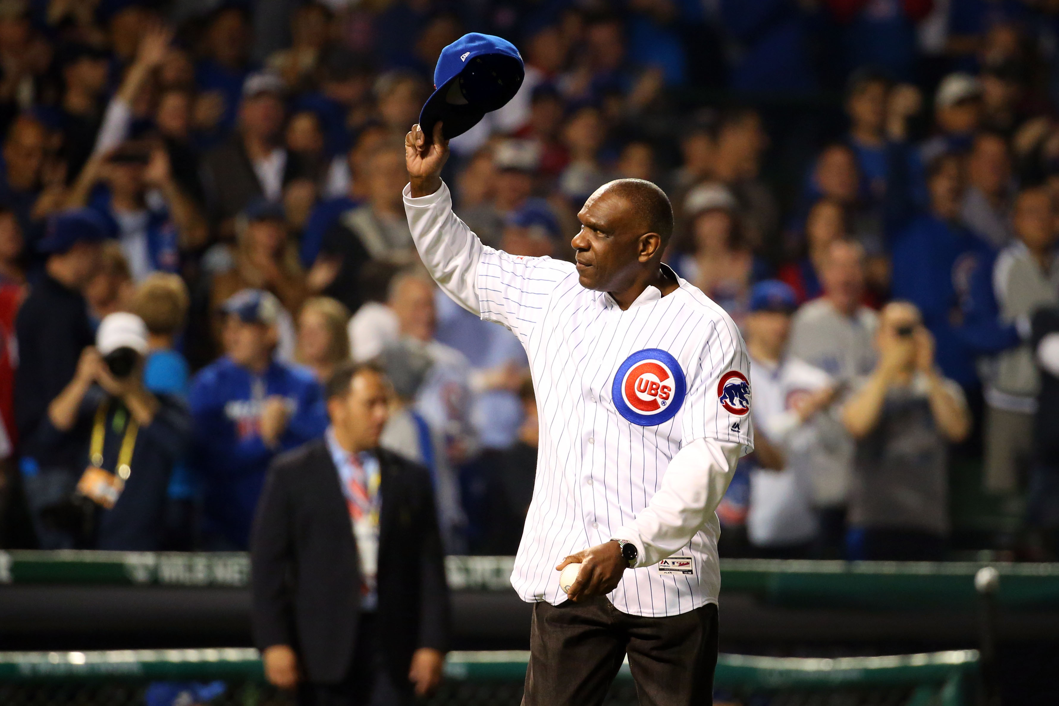 Former Cubs star Andre Dawson's funeral business center of new CBS TV drama