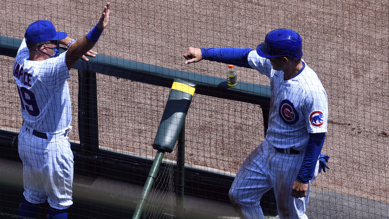 Anthony Iapoce 'absolutely' likes Cubs' chances if core returns intact
