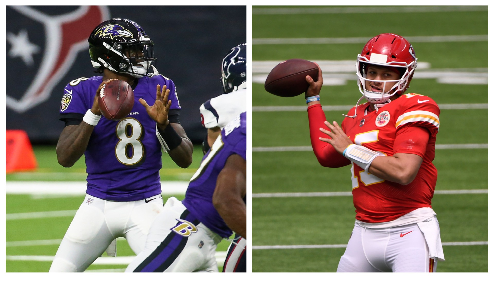 By the Numbers: Ravens-Chiefs on Monday Night Football