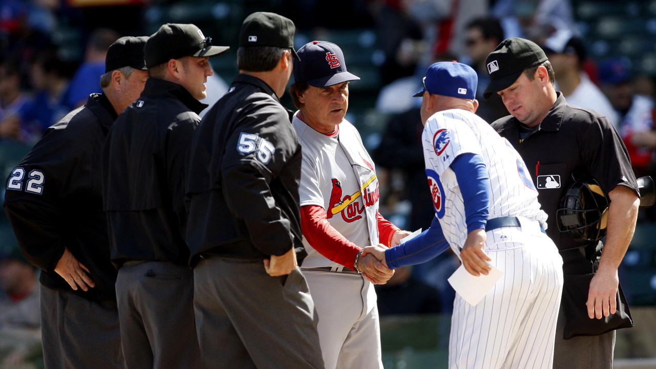 Cubs Talk Podcast: Does Tony La Russa heat up the Cubs-White Sox rivalry?
