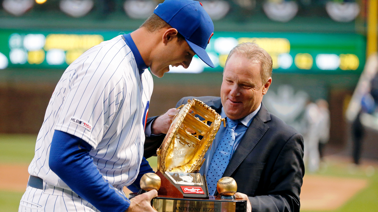 7 Cubs nominated for Gold Gloves, including Javy Báez and Anthony Rizzo