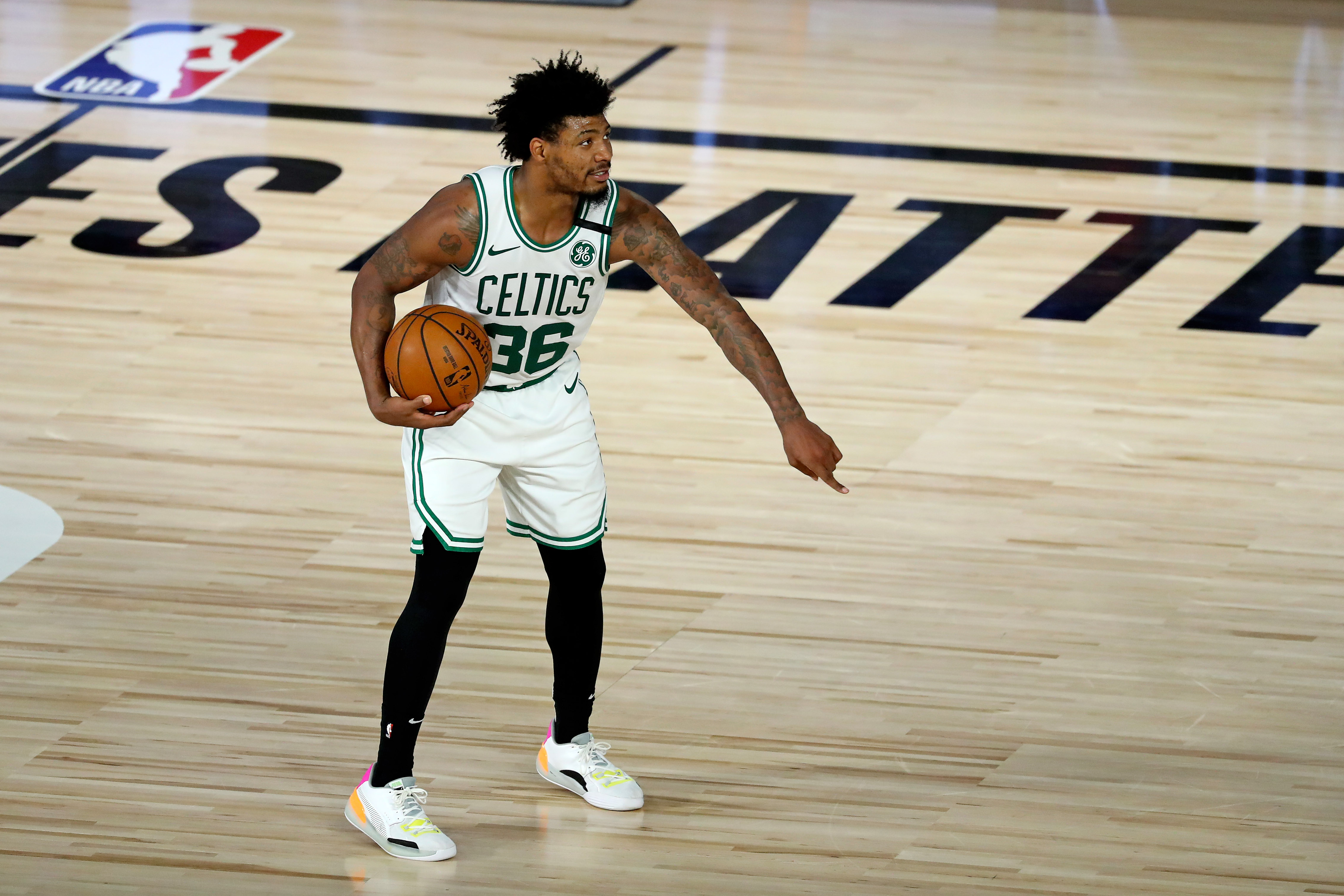 Celtics settle Game 2 locker room incident with 'fight' by the pool