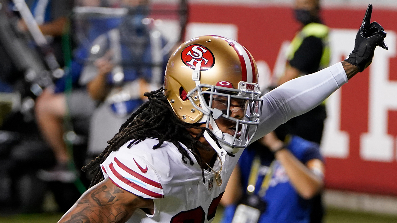 How Jason Verrett, 49ers' O-line were graded by PFF in win over Rams