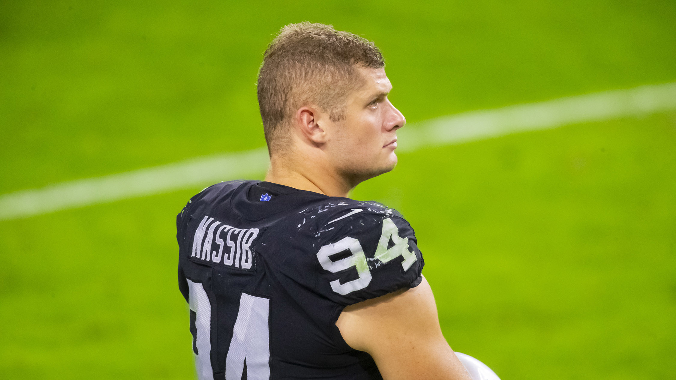Raiders' Carl Nassib comes out as first active gay NFL player   RSN