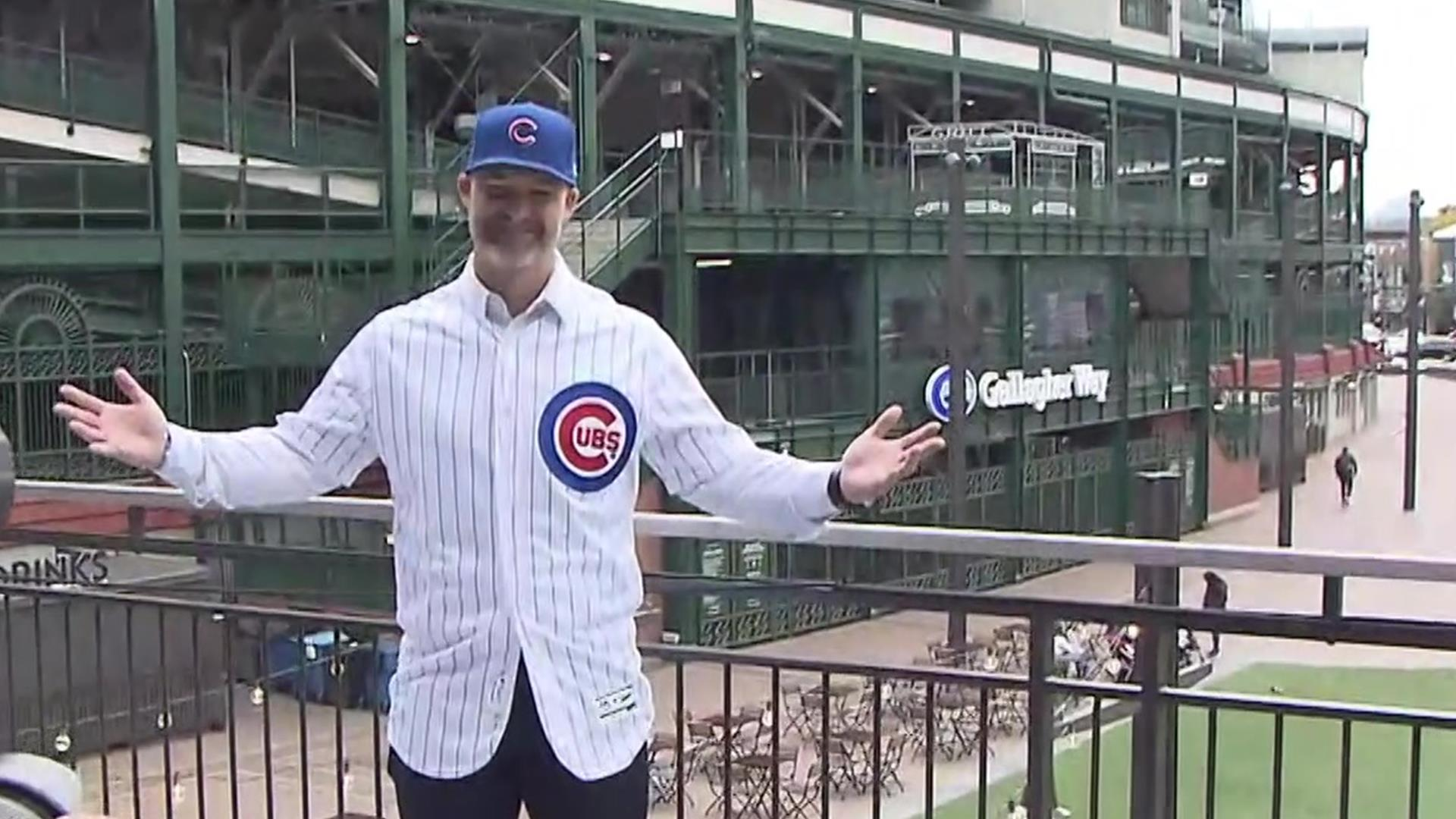 On this day, 2019: David Ross hired as Cubs manager