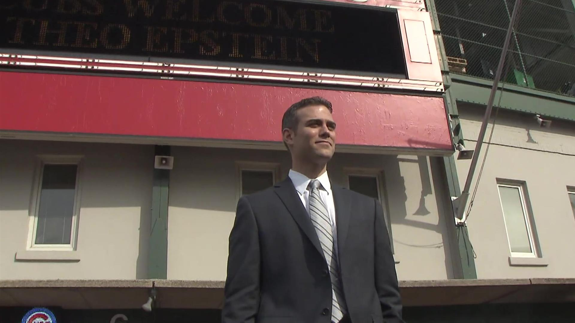 On this day: Cubs hire Theo Epstein