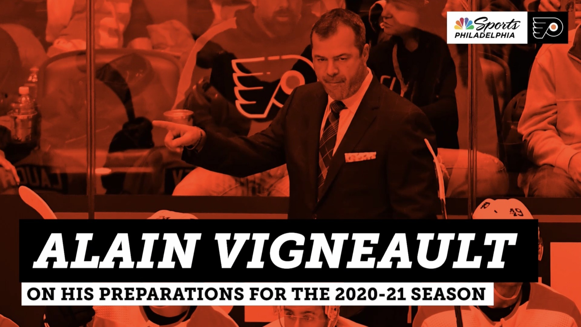 Alain Vigneault on his preparations for the 2020-21 NHL season