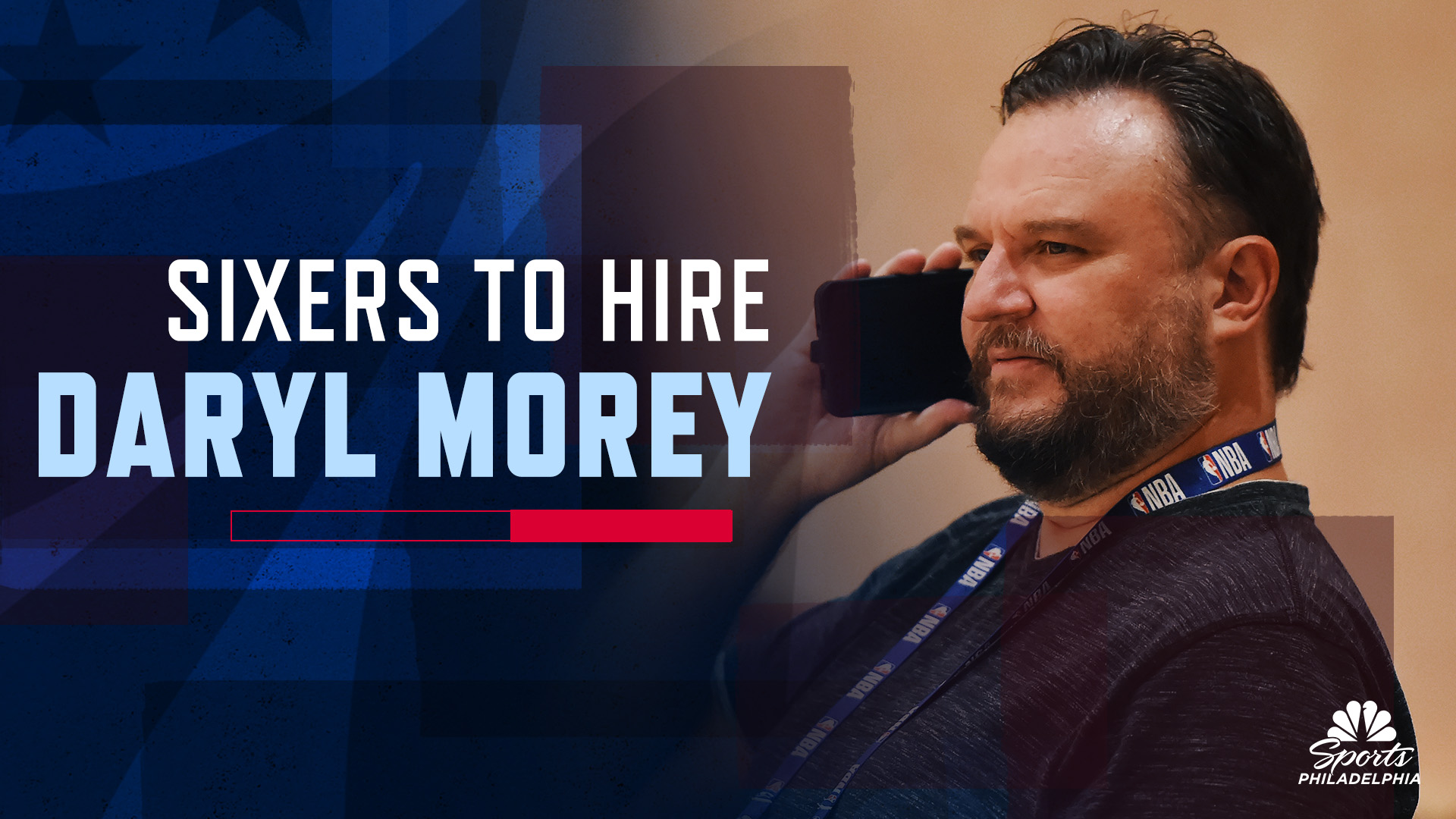 Details behind the Sixers' quick decision to pursue Daryl Morey
