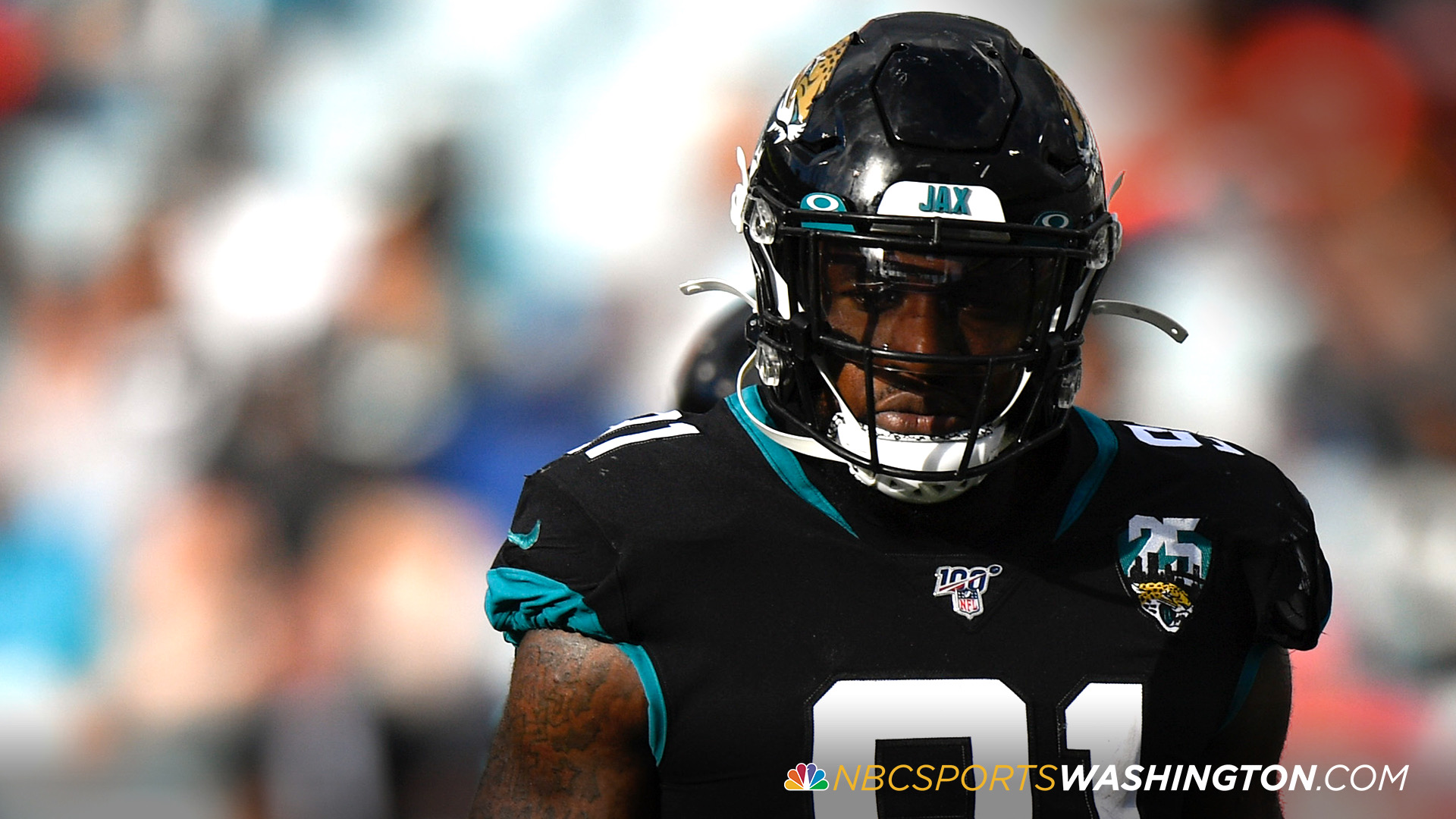 Yannick Ngakoue knows what it takes to uphold standard of Ravens defense